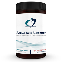 Amino Acid Supreme™ 360 g (12.7 oz) powder, Fruit Punch